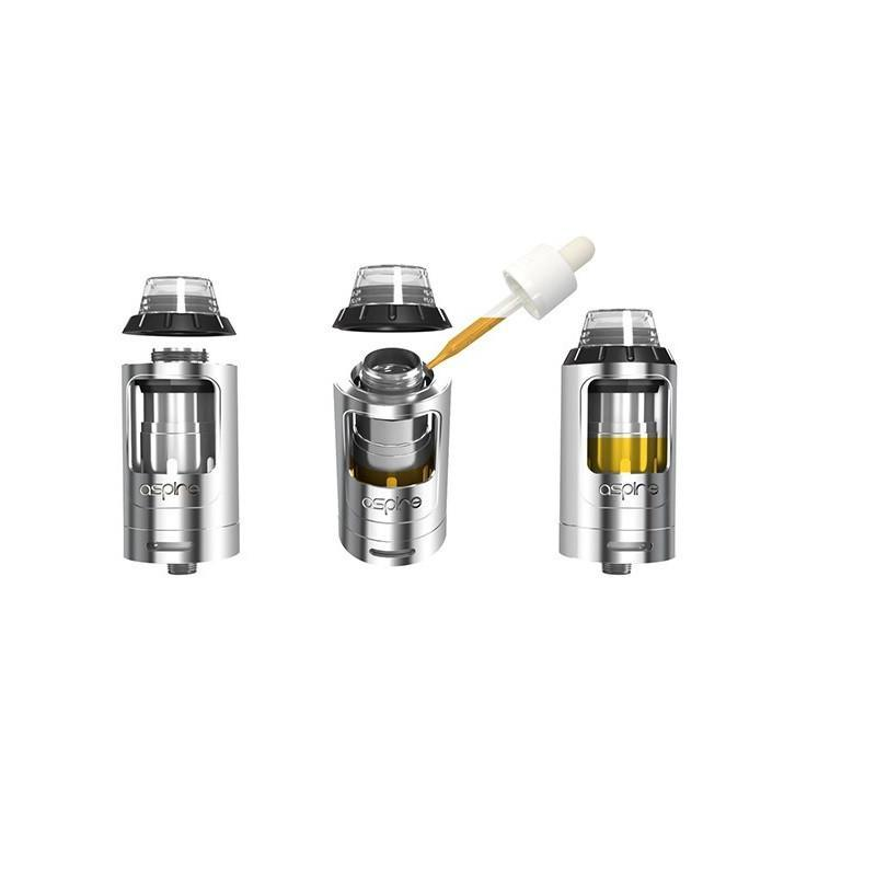 Aspire Athos Sub-Ohm Tank-Blazed Vapes