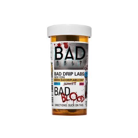 Bad Drip Bad Blood 30ml Salt Nic Vape Juice-Blazed Vapes
