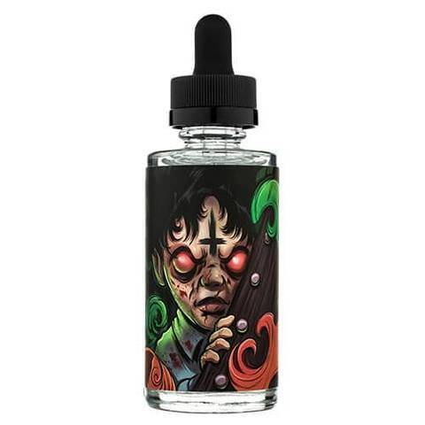 Bad Drip Director's Cut Damien, Doll of Malevolent 60ml Vape Juice-Blazed Vapes