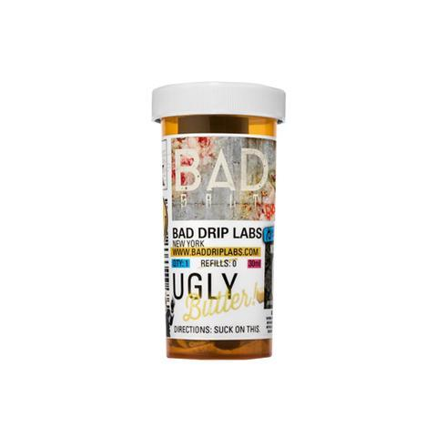 Bad Drip Ugly Butter 30ml Salt Nic Vape Juice-Blazed Vapes
