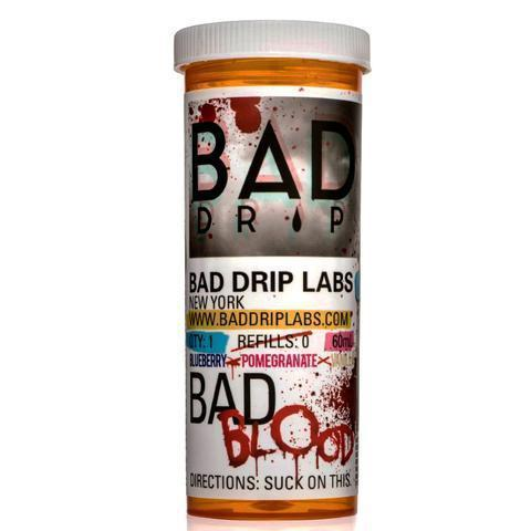 Bad Drip Vape Juice Bad Blood 60ml-Blazed Vapes