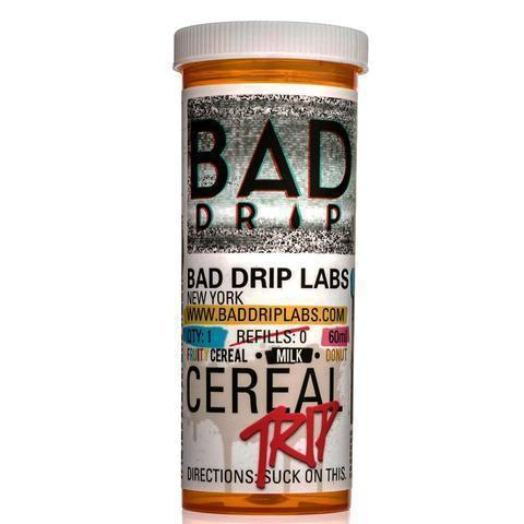 Bad Drip Vape Juice Cereal Trip 60ml-Blazed Vapes