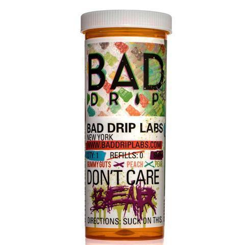 Bad Drip Vape Juice Don't Care Bear 60ml-Blazed Vapes