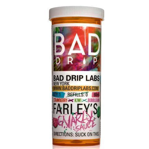 Bad Drip Vape Juice Farley's Gnarly Sauce 120ml-Blazed Vapes