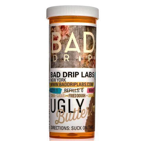 Bad Drip Vape Juice Ugly Butter 120ml-Blazed Vapes