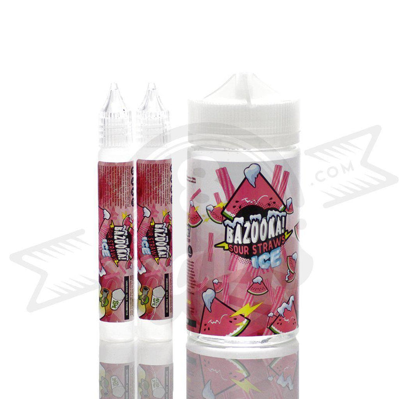 Bazooka ICE Watermelon Vape Juice (200mL)-Blazed Vapes