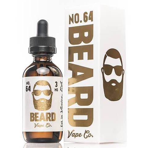 Beard Vape Co Vape Juice No. 64 Raspberry Hibiscus 60ml-Blazed Vapes