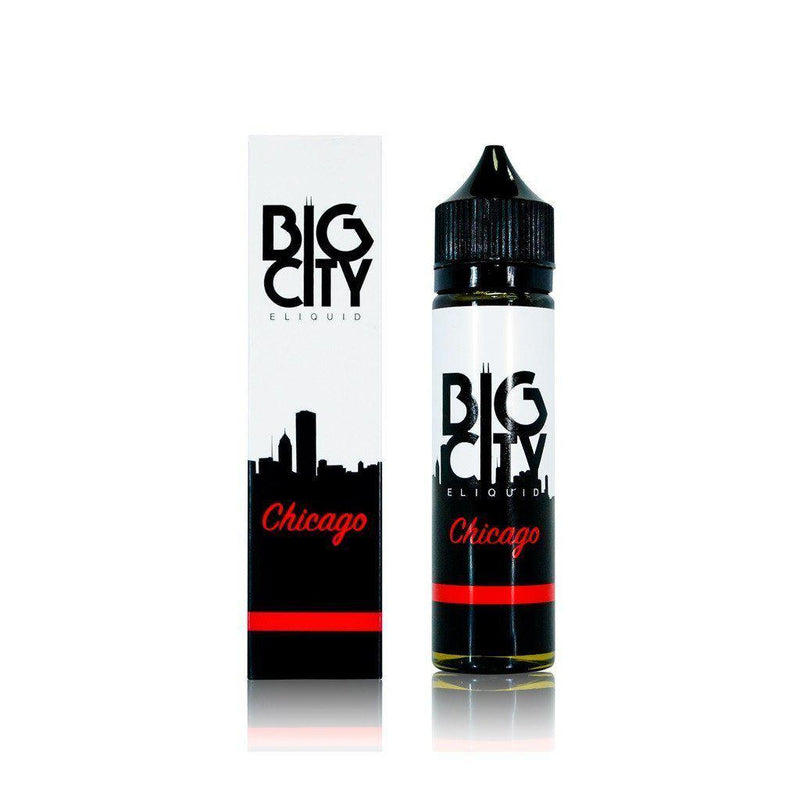 Big City Vape Juices - Chicago (60mL)-Blazed Vapes