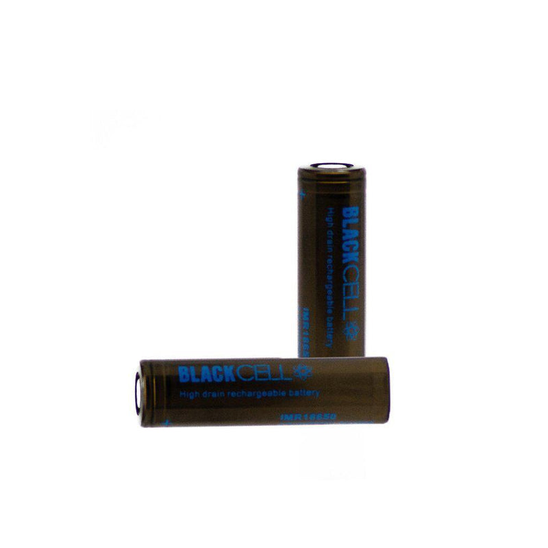 Blackcell IMR18650 Battery Cell 3100mAh 50A Max (2 Pack)-Blazed Vapes