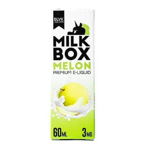 BLVK Unicorn Milk Box Vape Juice Melon 60ml-Blazed Vapes