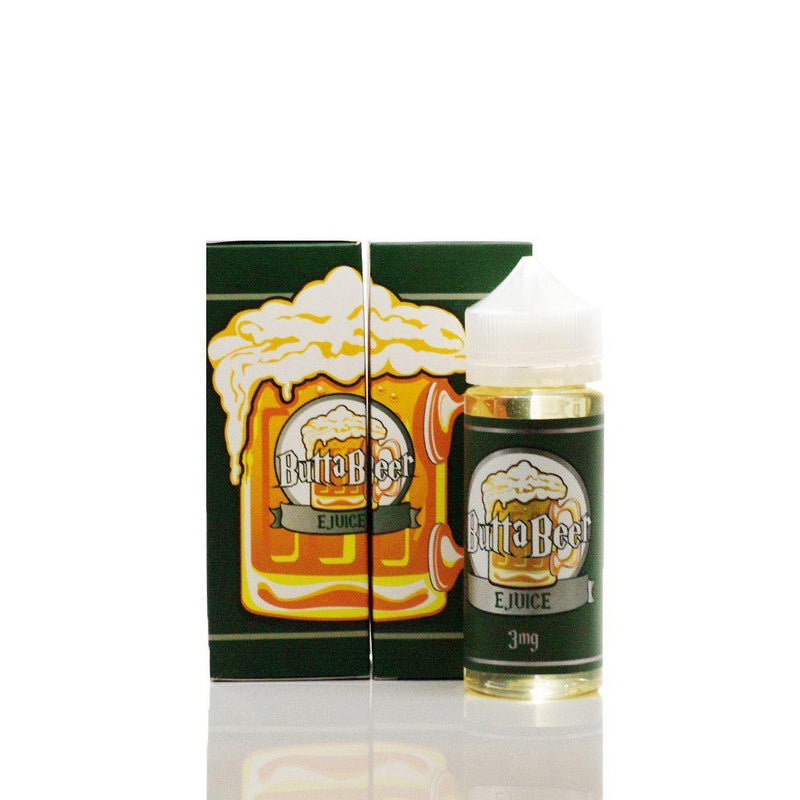 ButtaBeer E-Juice - Green (120ml)-Blazed Vapes