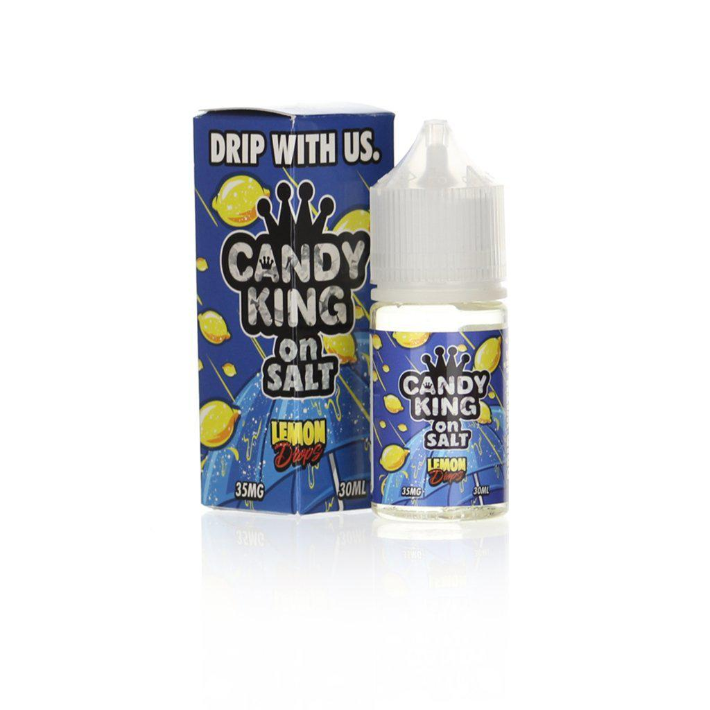 Candy King On Salt Lemon Drops 30ml Nic Salt Vape Juice-Blazed Vapes