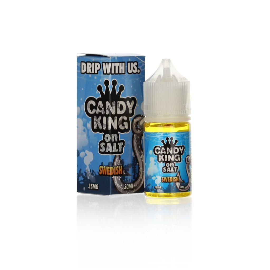 Candy King On Salt Swedish 30ml Nic Salt Vape Juice-Blazed Vapes
