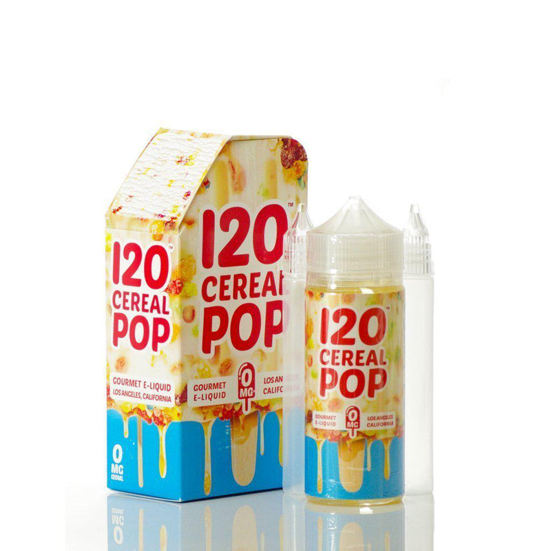 Cereal Pop Vape Juice by Mad Hatter Juice - 60ML & 120ML-Blazed Vapes