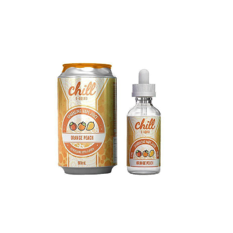 Chill Vape Juice Orange Peach (60ML)-Blazed Vapes