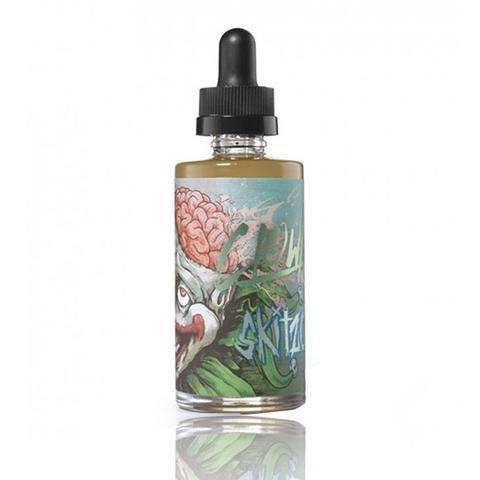 Clown Vape Juice Skitzo 60ml-Blazed Vapes