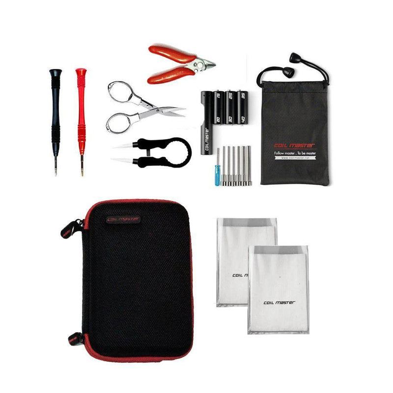 Coil Master DIY Build Kit Mini-Blazed Vapes