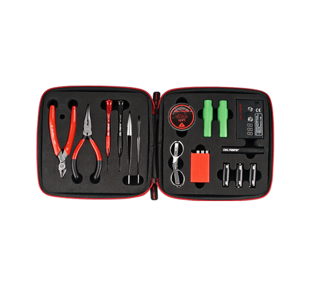 Coil Master DIY Kit V2-Blazed Vapes