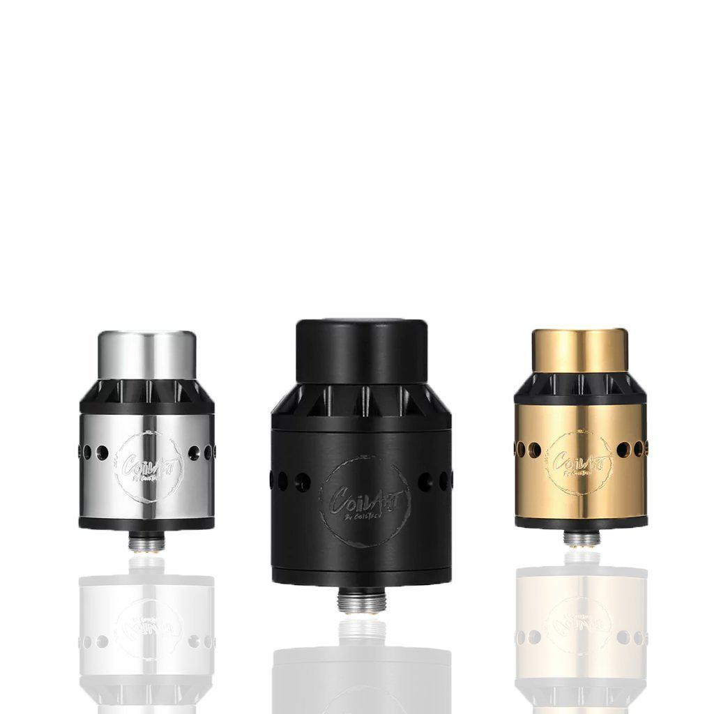 CoilArt Azeroth 24mm RDA-Blazed Vapes