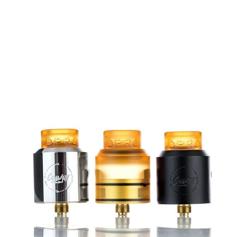 CoilArt DPRO 24mm Postless RDA-Blazed Vapes