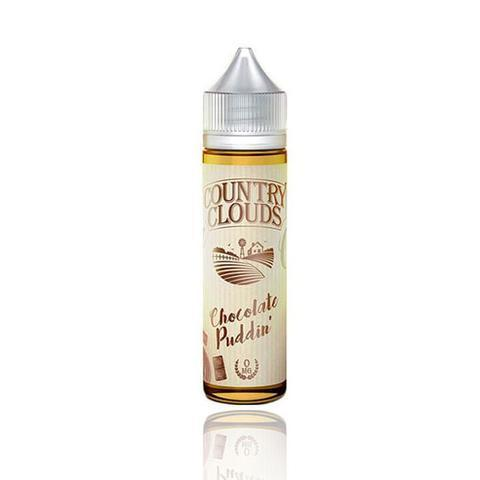 Country Clouds Vape Juice Chocolate Puddin Pie 60ml-Blazed Vapes