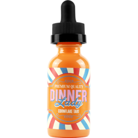 Dinner Lady Vape Juice Cornflake Tart 60ml-Blazed Vapes