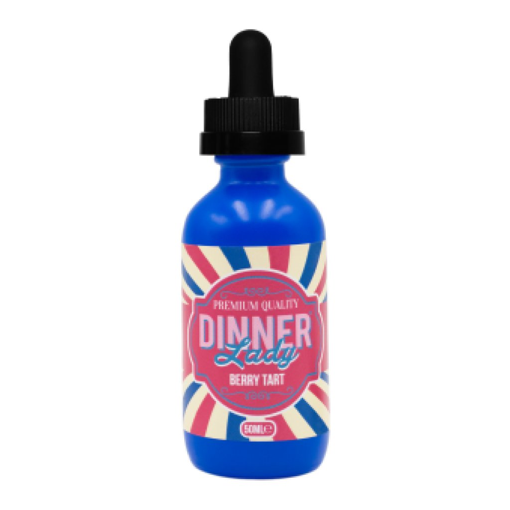 Dinner Lady Berry Tart 60ml Vape Juice-Blazed Vapes