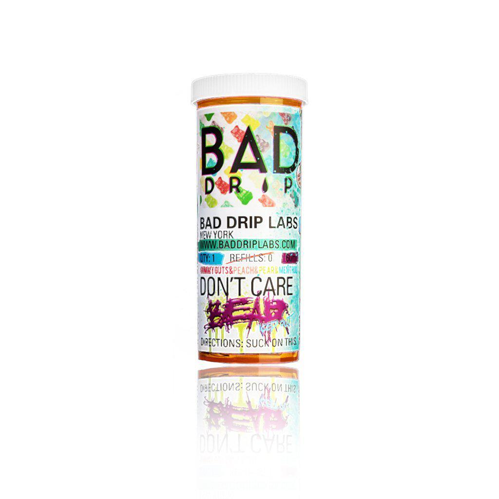 Bad Drip Don't Care Bear ICED Out 60ml Vape Juice-Blazed Vapes