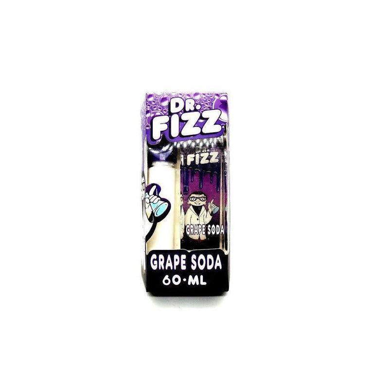 Dr. Fizz Grape Soda 60ml-Blazed Vapes