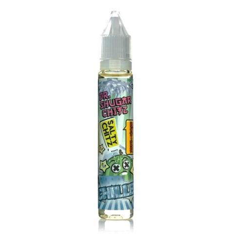 Dr Shugar Chitz Salty Chitz B'atermelon Chilled 30ml Salt Vape Juice-Blazed Vapes