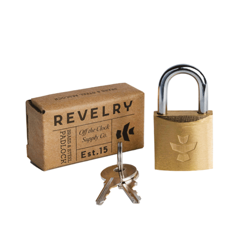 Revelry Luggage Lock-Blazed Vapes