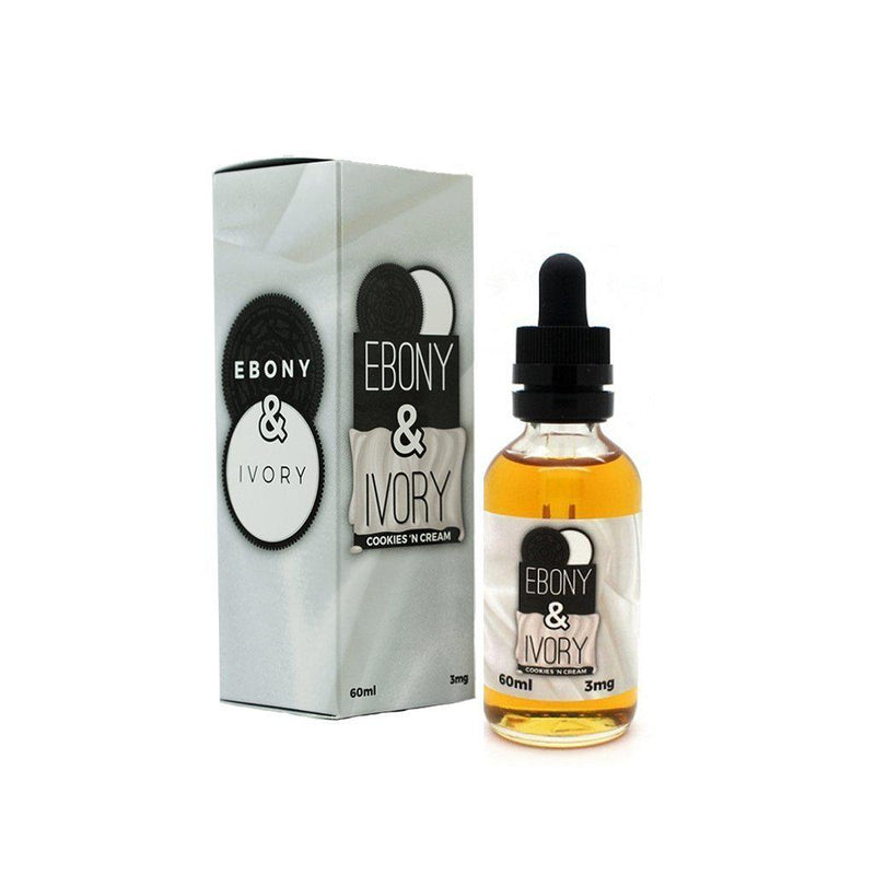 Ebony & Ivory from Enfuse Vapory (60mL)-Blazed Vapes