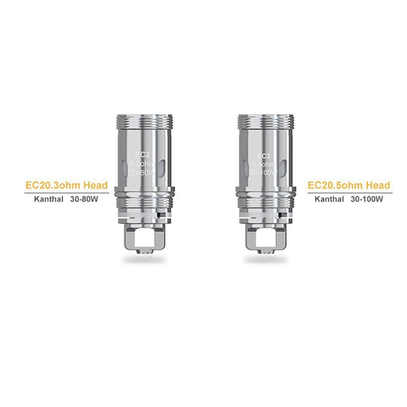 Eleaf EC2 Atomizer Head (5pcs)-Blazed Vapes