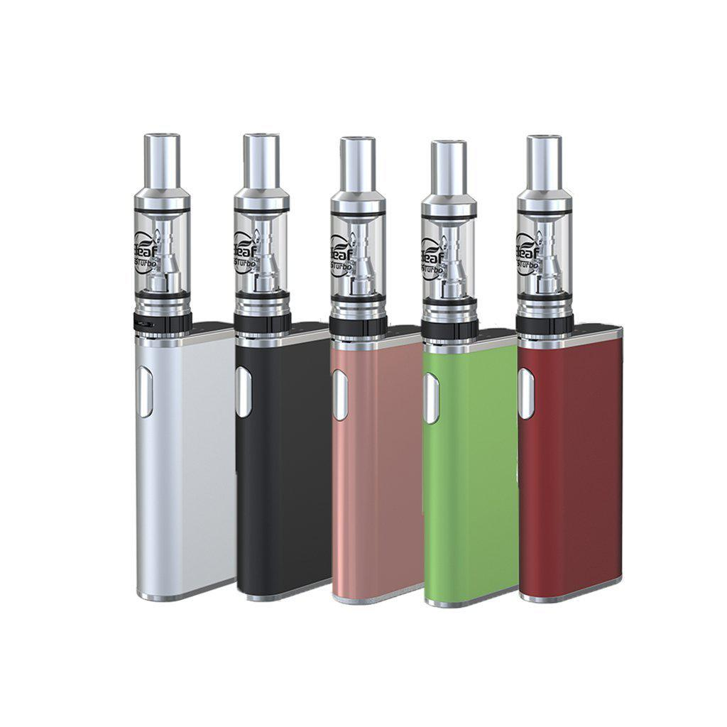 Eleaf iStick Trim Starter Kit with GS Turbo Tank-Blazed Vapes