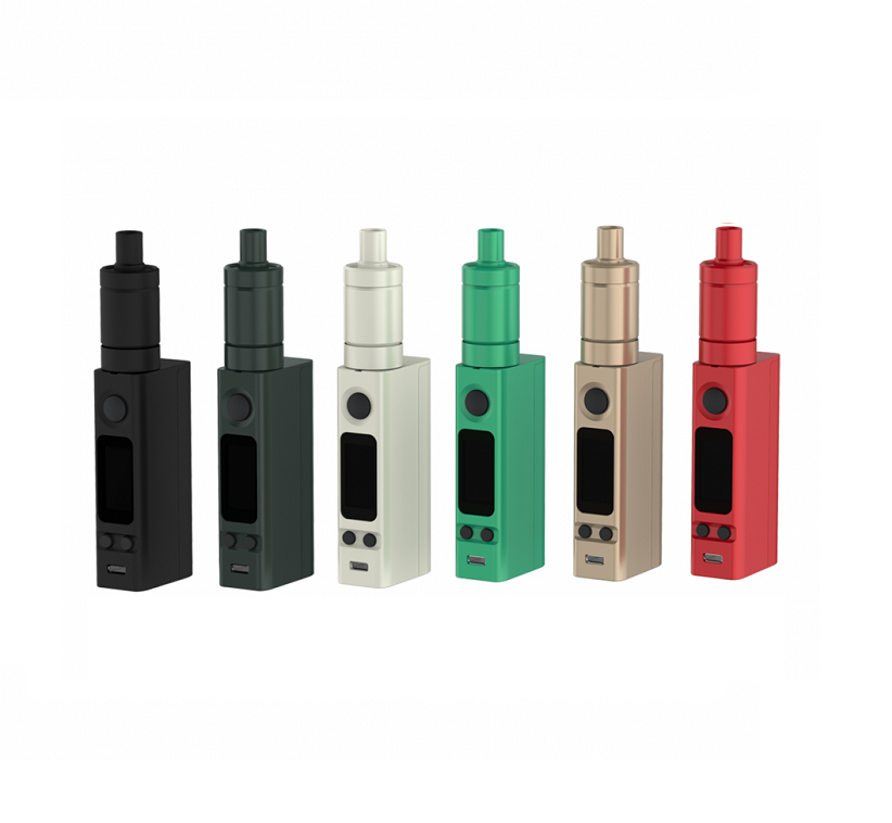 eVic-VTC Mini TRON-T Kit-Blazed Vapes