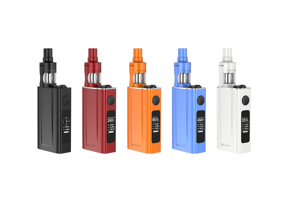 eVic VTwo Full Kit by Joyetech-Blazed Vapes