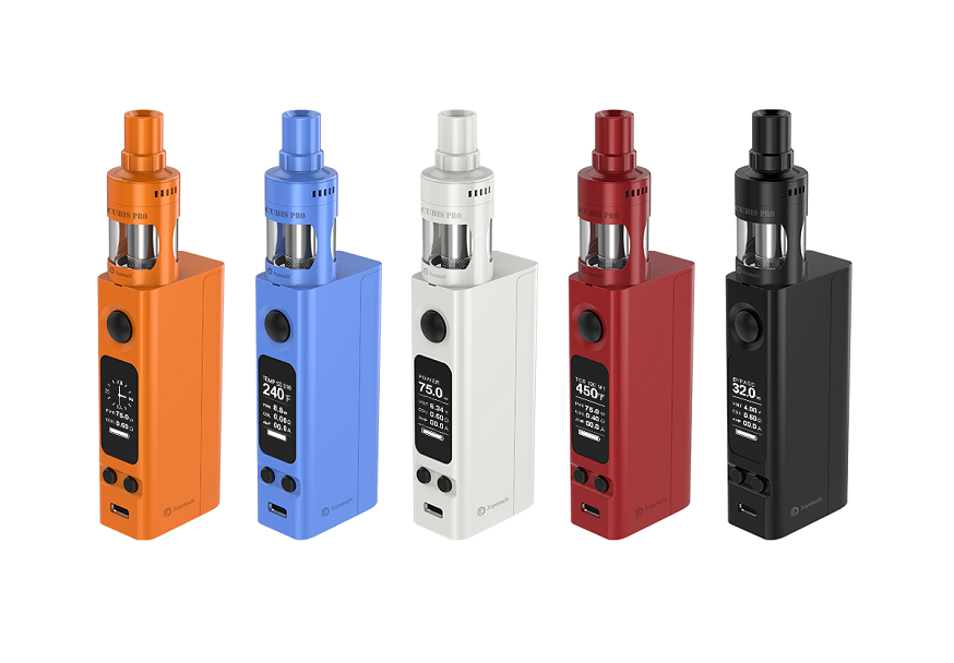 eVic VTwo Mini Kit by JoyeTech-Blazed Vapes