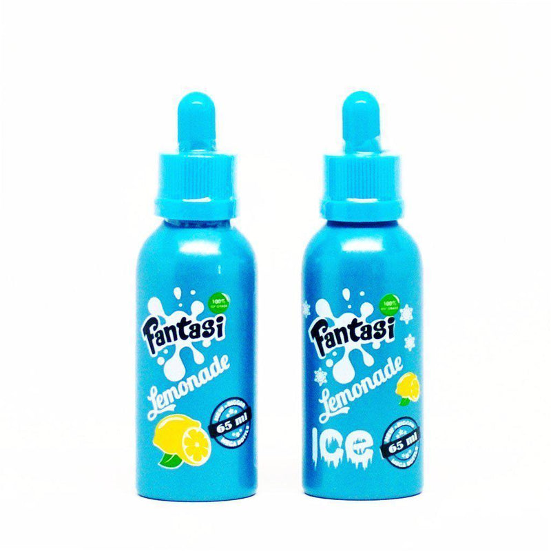 Fantasi Vape Juice - Lemonade & Lemonade ICE (65mL)-Blazed Vapes