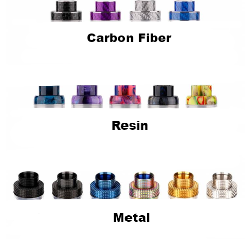 FreeMax FireLuke Mesh Tank Top Cover and Drip Tip Combo-Blazed Vapes
