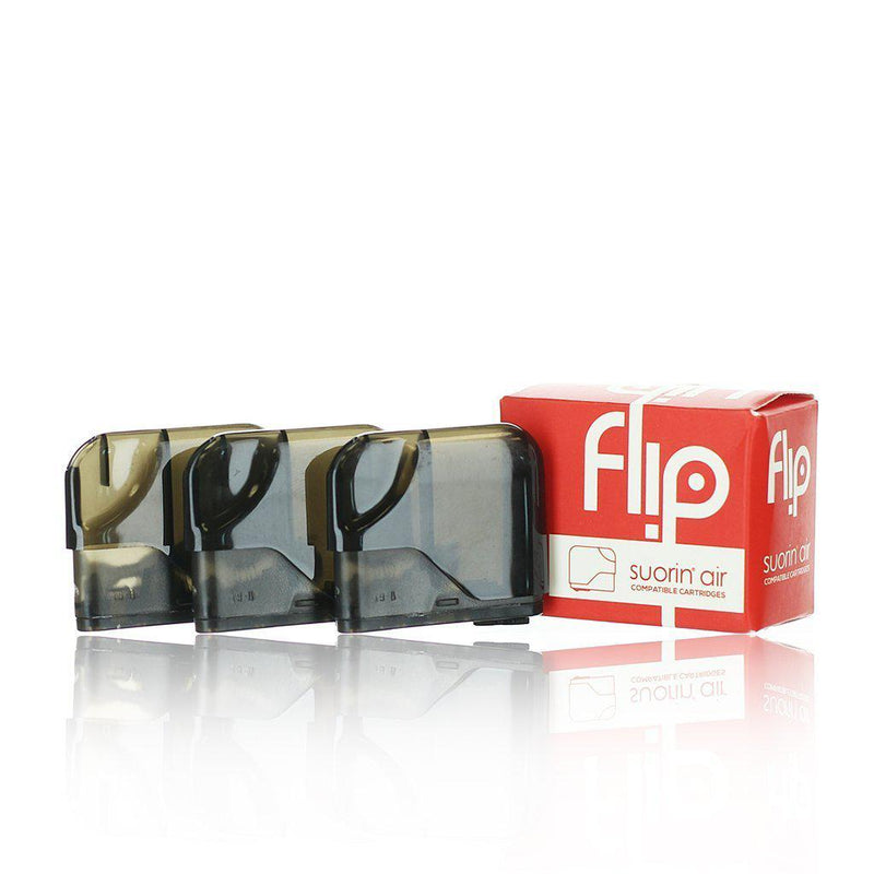 Flip Replacement Cartridge for Suorin Air (Pack of 3)-Blazed Vapes