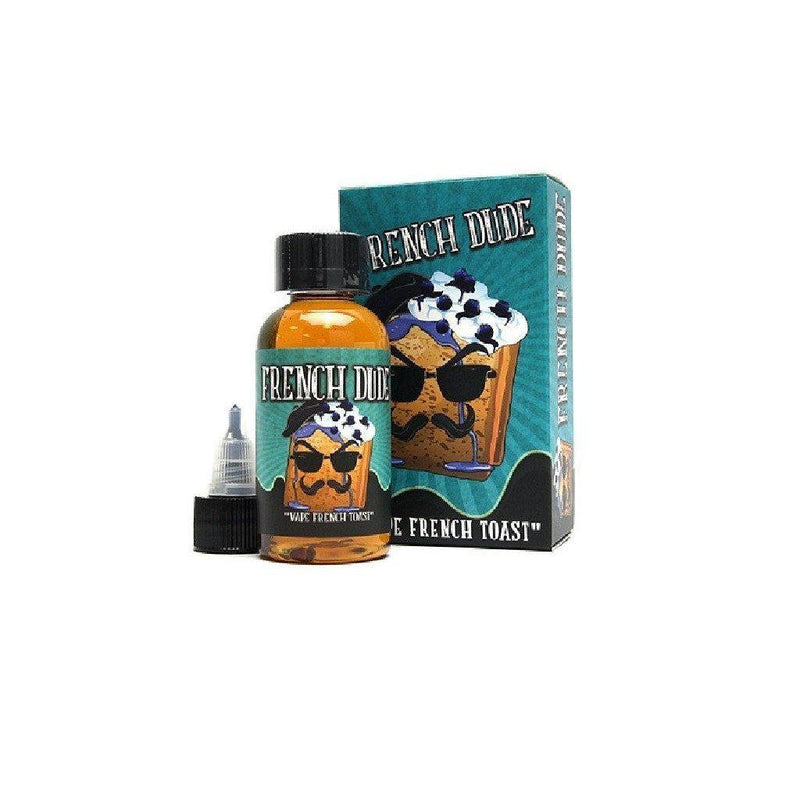 French Dude by Vape Breakfast (60ML)-Blazed Vapes