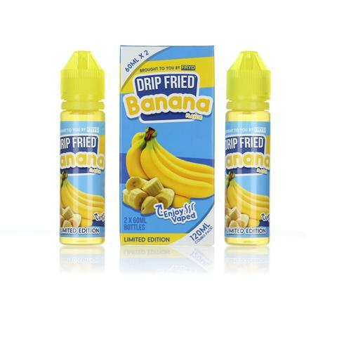 Fryd Banana 120ml Vape Juice-Blazed Vapes
