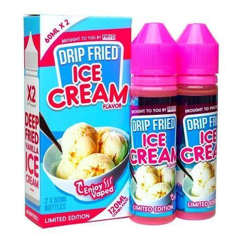 FRYD Vape Juice Drip Fried Ice Cream 120ml-Blazed Vapes