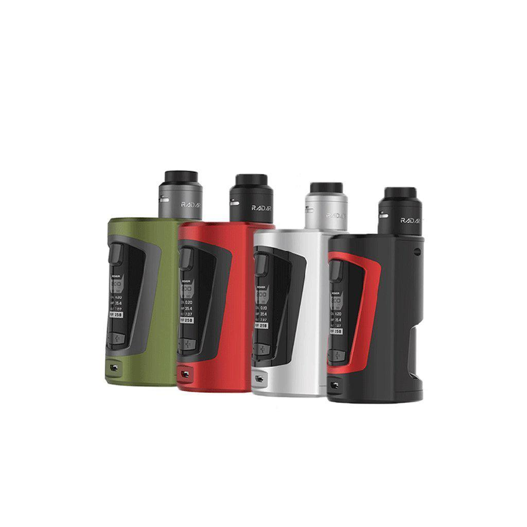 Geek Vape GBOX 200W TC Squonk Kit-Blazed Vapes