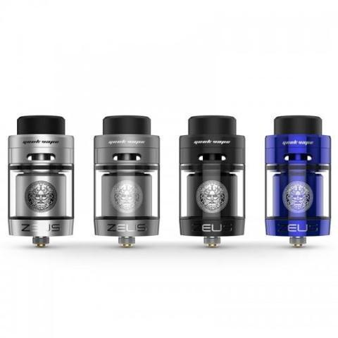 Geek Vape Zeus Dual RTA 26mm-Blazed Vapes
