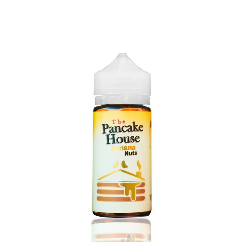 GOST Vapor - The Pancake House - Banana Nuts (100ml)-Blazed Vapes