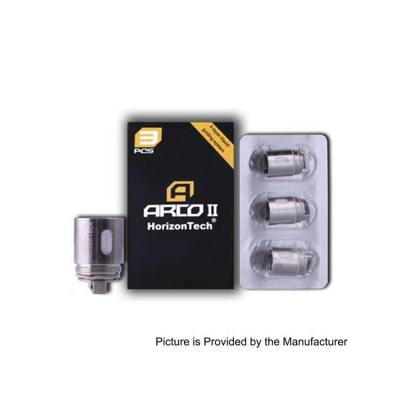Horizon Arco T6 Coil - 0.2Ohm (Pack of 3)-Blazed Vapes