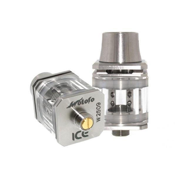 ICE 3 Glass Chamber RDA by Wotofo-Blazed Vapes