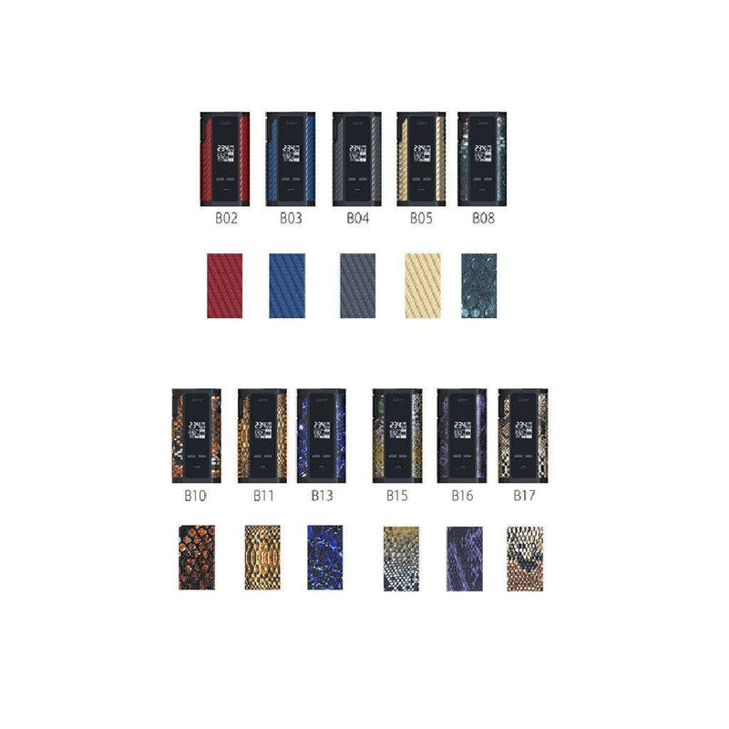 iJoy Captain PD270 Box Mod Panel Stickers-Blazed Vapes