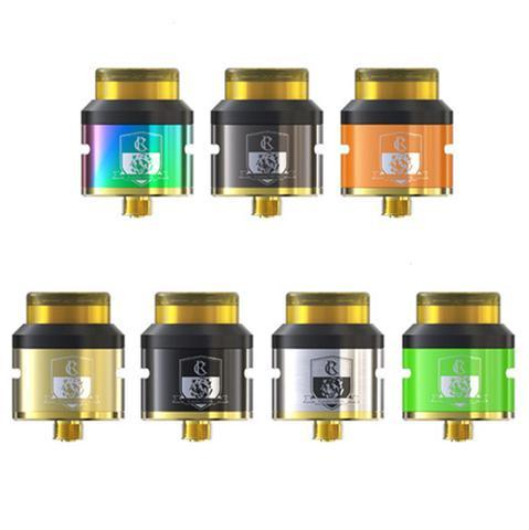 iJoy Combo SRDA | Squonk Ready | 25mm Rebuildable Dripper Atomizer-Blazed Vapes